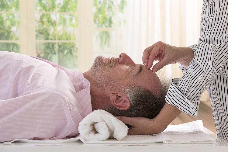 massage in my home